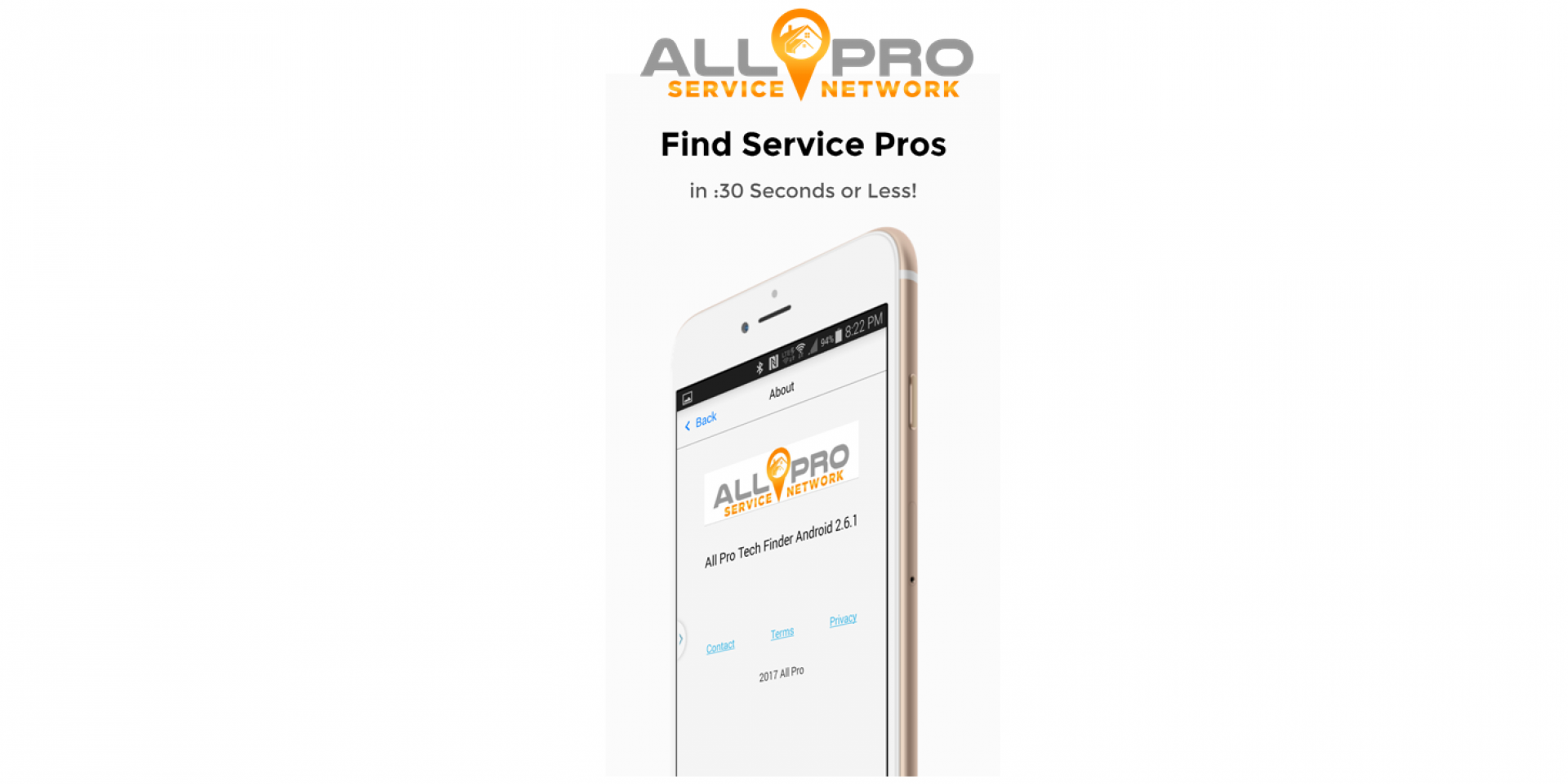 The #1 On-Demand App for Facility Managers by All Pro